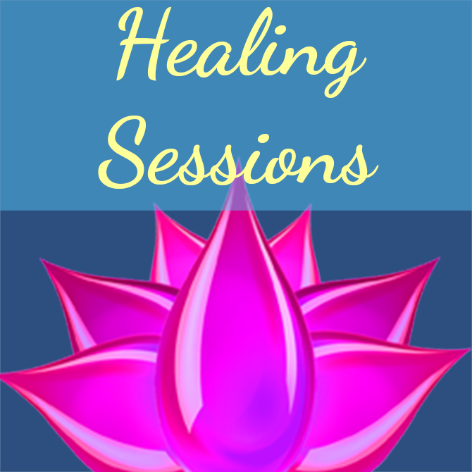 Virtual Distance Healing-Sessions