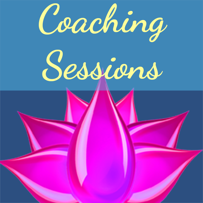 Spiritual or Life Coaching Sessions